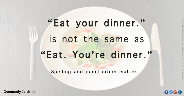 punctuation_your_dinner